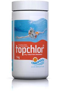 Cranpool Topchlor 20 g Tabletten 1 kg