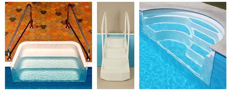 poolleiter. Black Bedroom Furniture Sets. Home Design Ideas
